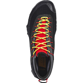 La Sportiva TX3 GTX Shoes Herren black/yellow